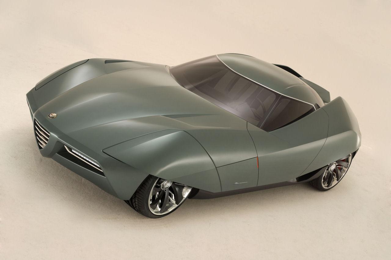 Alfa Romeo bertone B.A.T 11 - 2
