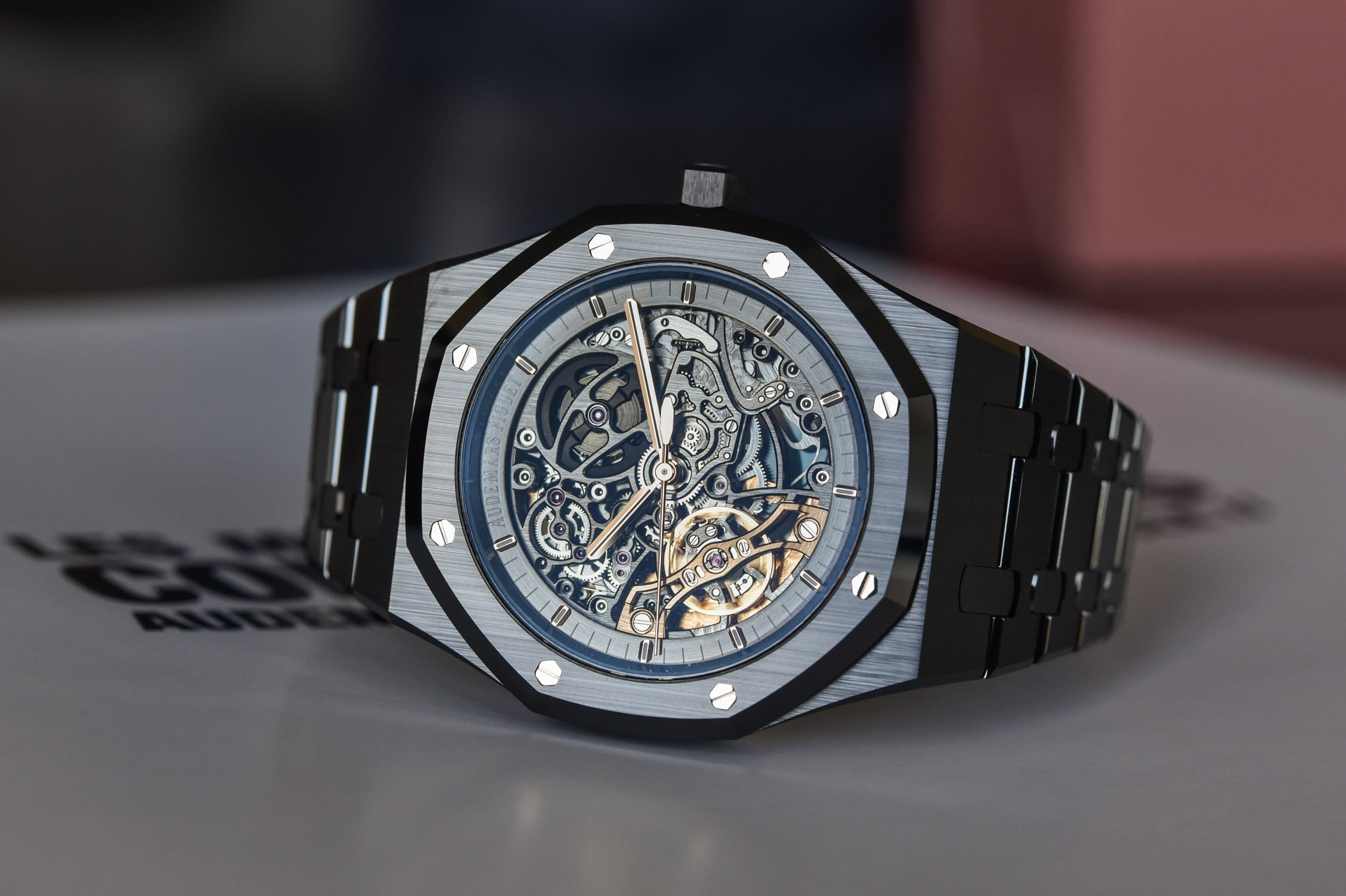 Audemars Piguet Royal Oak Double Balance Wheel Openworked Ceramic 41mm
