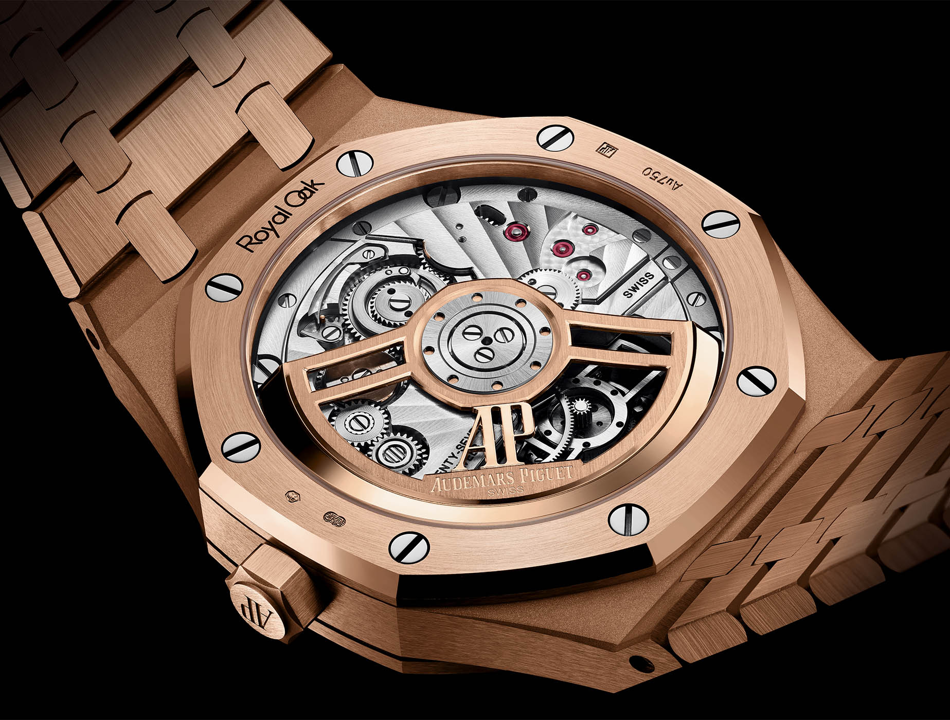 Audemars Piguet Royal Oak Selfwinding Flying Tourbillon 41mm