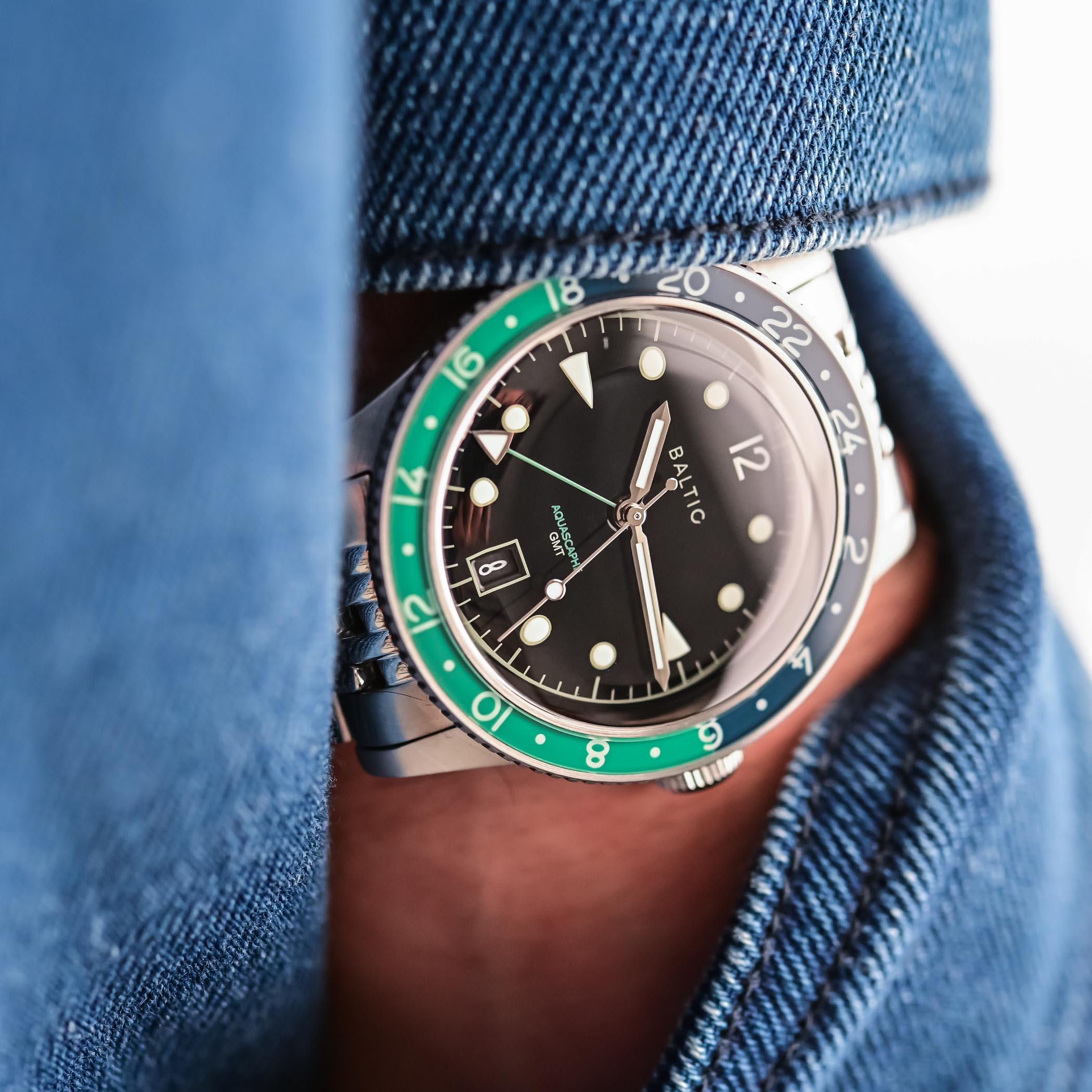 Baltic Aquascaphe GMT - Review - 3