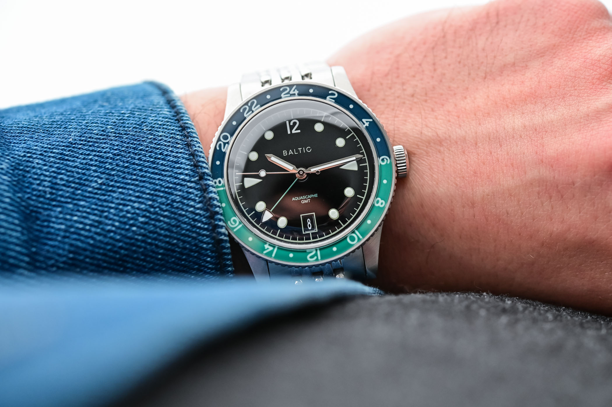 Baltic Aquascaphe GMT - Review - 5