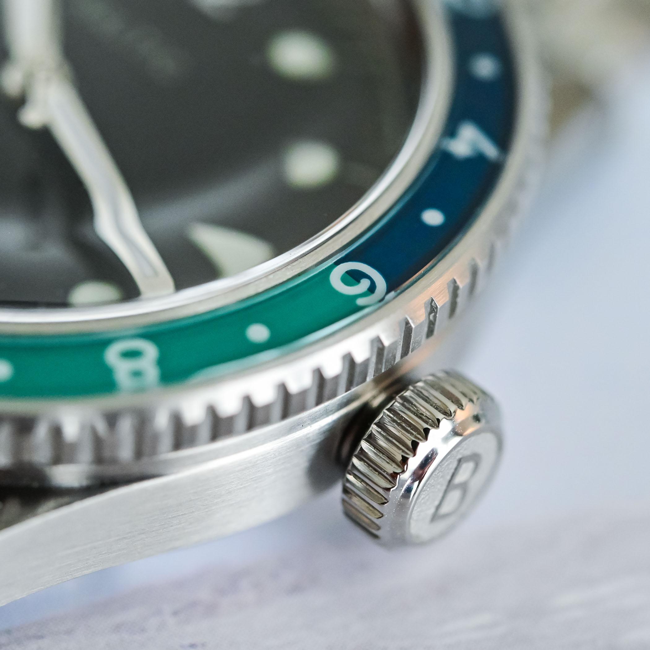 Baltic Aquascaphe GMT - Review - 9