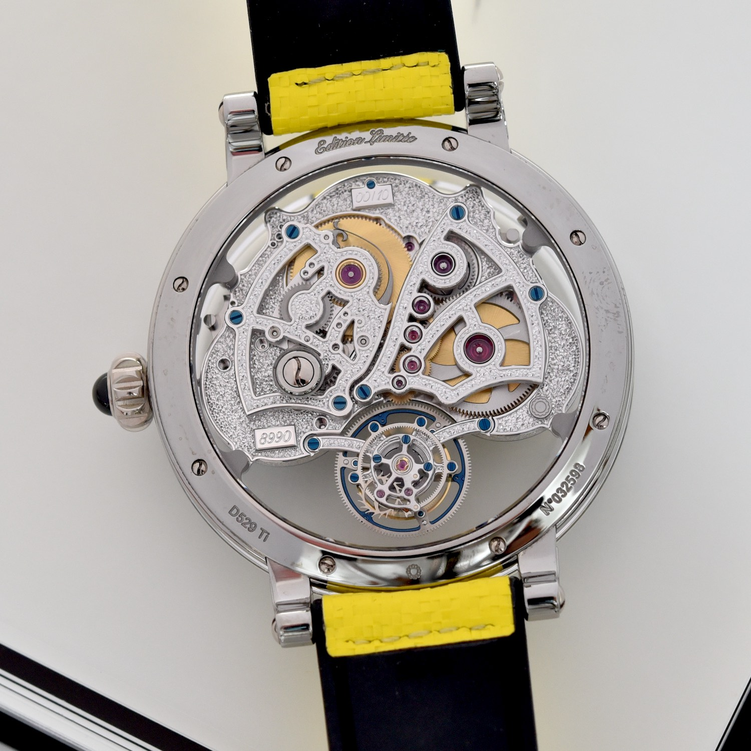 Bovet Recital 26 Brainstorm Chapter 2 sunshine yellow - 3