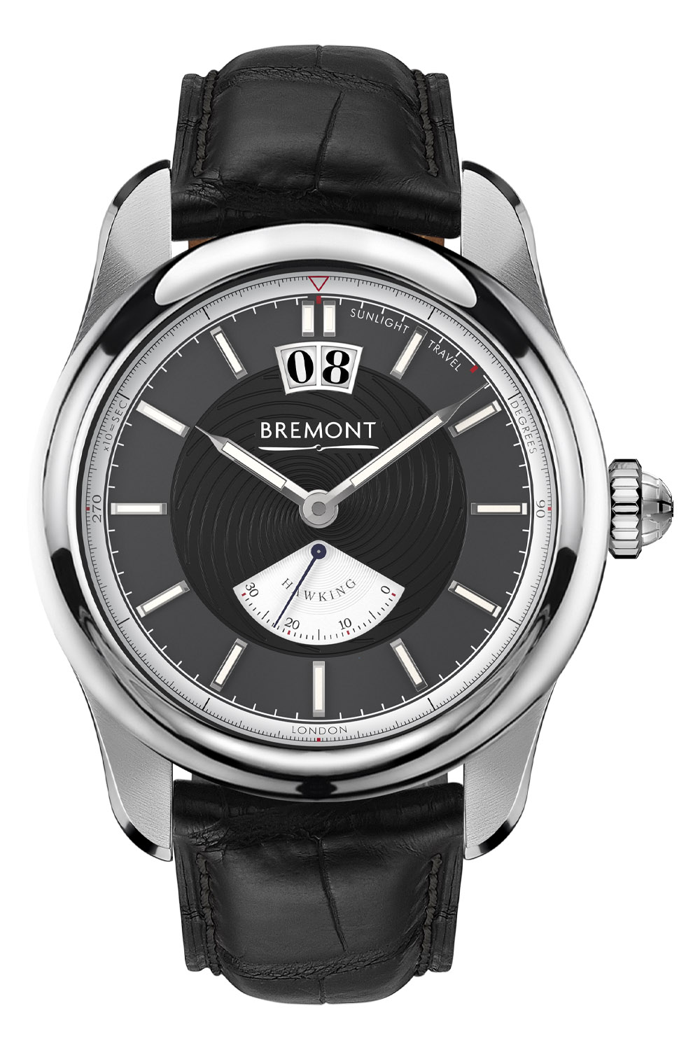 Bremont Hawking limited edition collection - 5