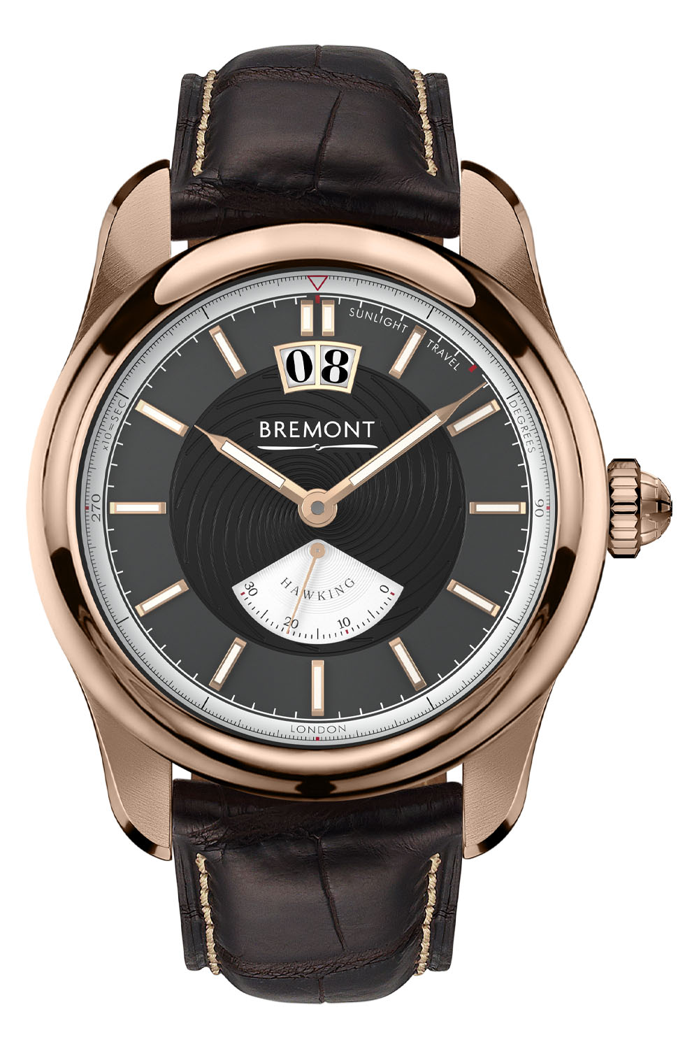 Bremont Hawking limited edition collection - 6