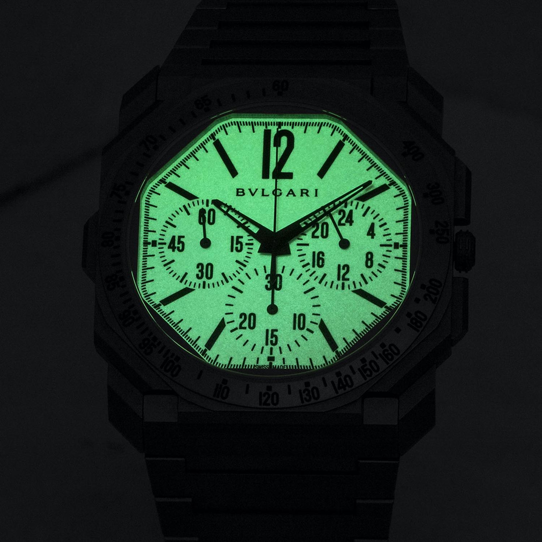 Bvlgari Octo Finissimo Chronograph GMT for Revolution The Rake - 5