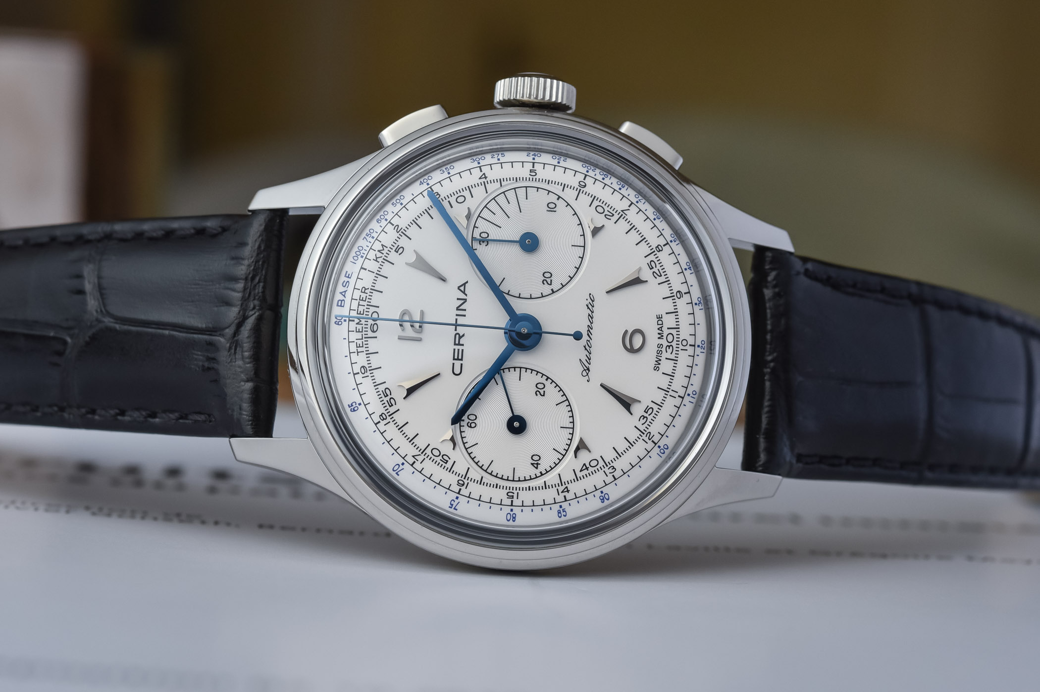Certina DS Chronograph Automatic