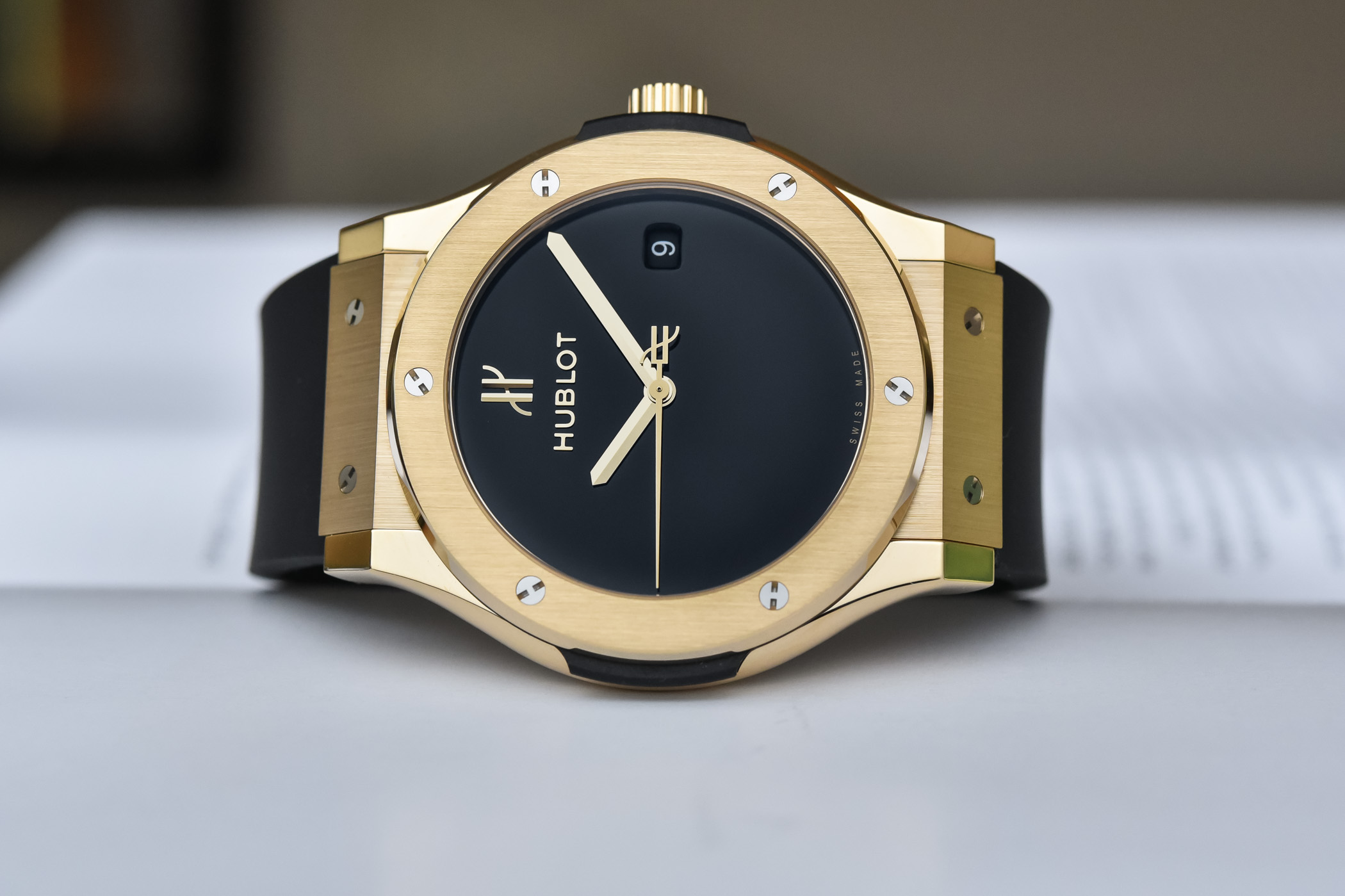 Hublot Classic Fusion 40 Years Anniversary Collection review - 1