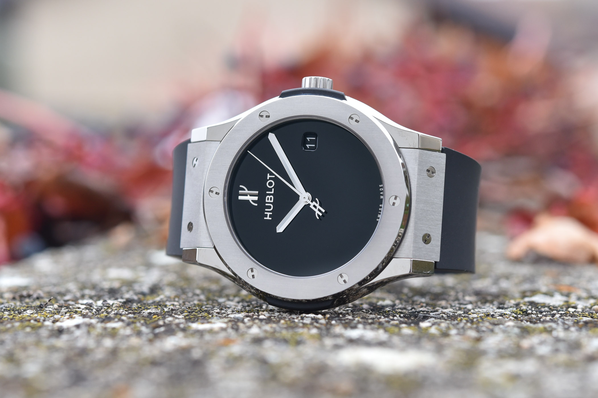 Hublot Classic Fusion 40 Years Anniversary Collection review - 10