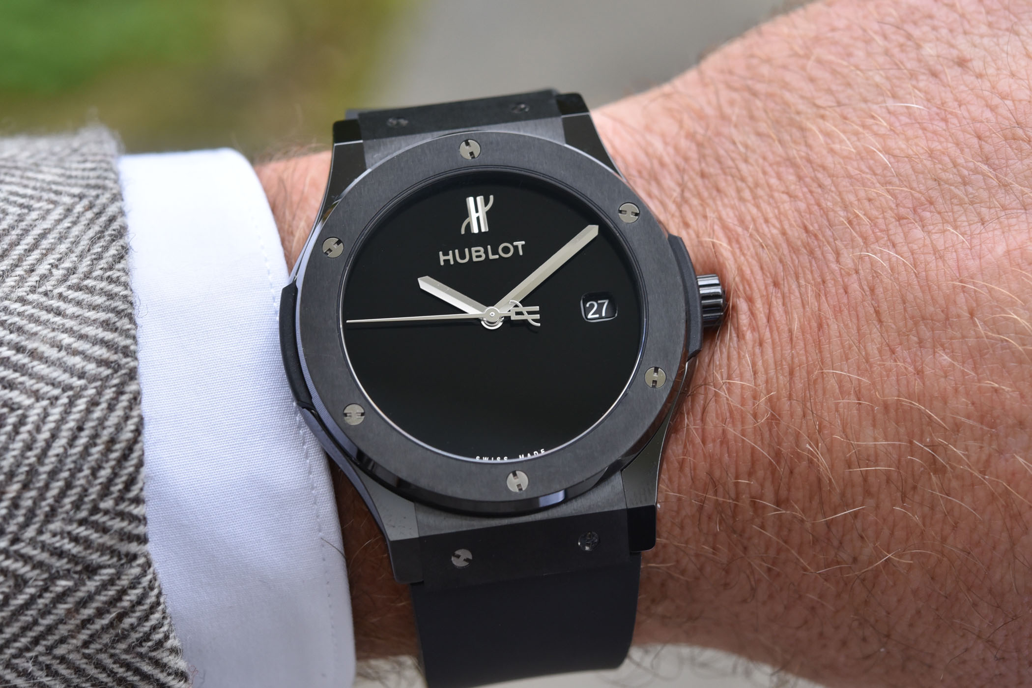 Hublot Classic Fusion 40 Years Anniversary Collection review - 3
