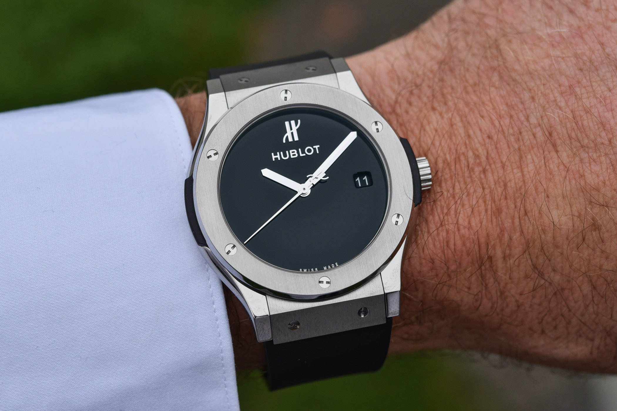 Hublot Classic Fusion 40 Years Anniversary Collection review - 4