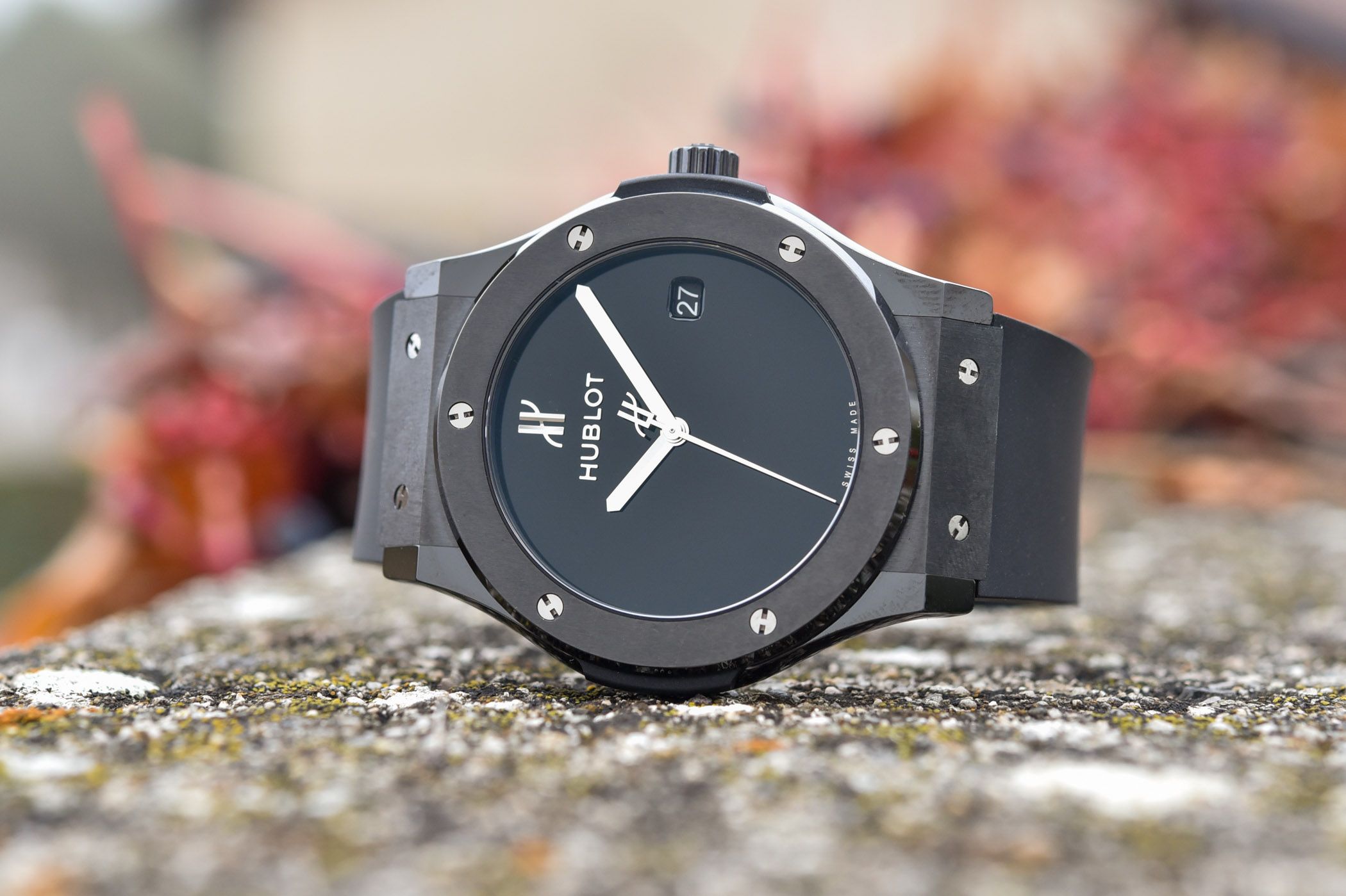 Hublot Classic Fusion 40 Years Anniversary Collection review - 9