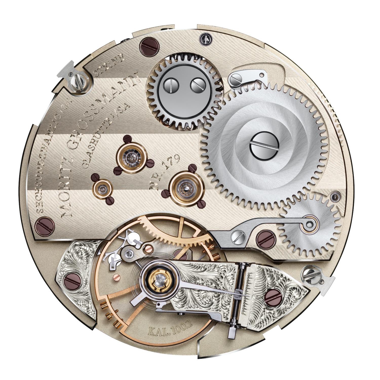 Moritz Grossmann Power Reserve XII Birthday Edition Watches Steel - 7