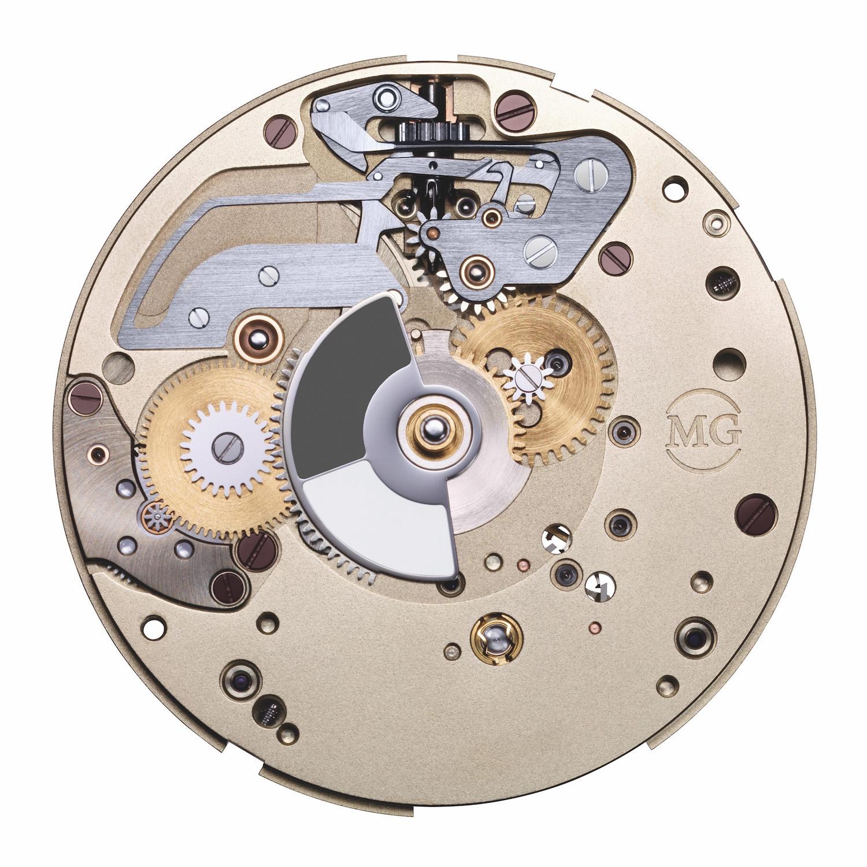 Moritz Grossmann Power Reserve XII Birthday Edition Watches Steel - 8
