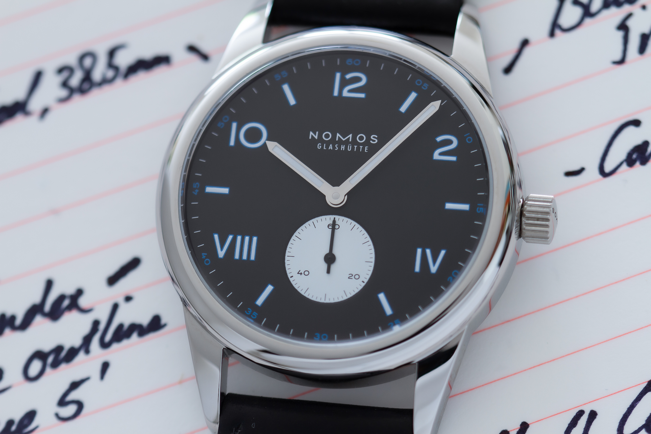 Nomos Club Campus 38 #NomiesForLife