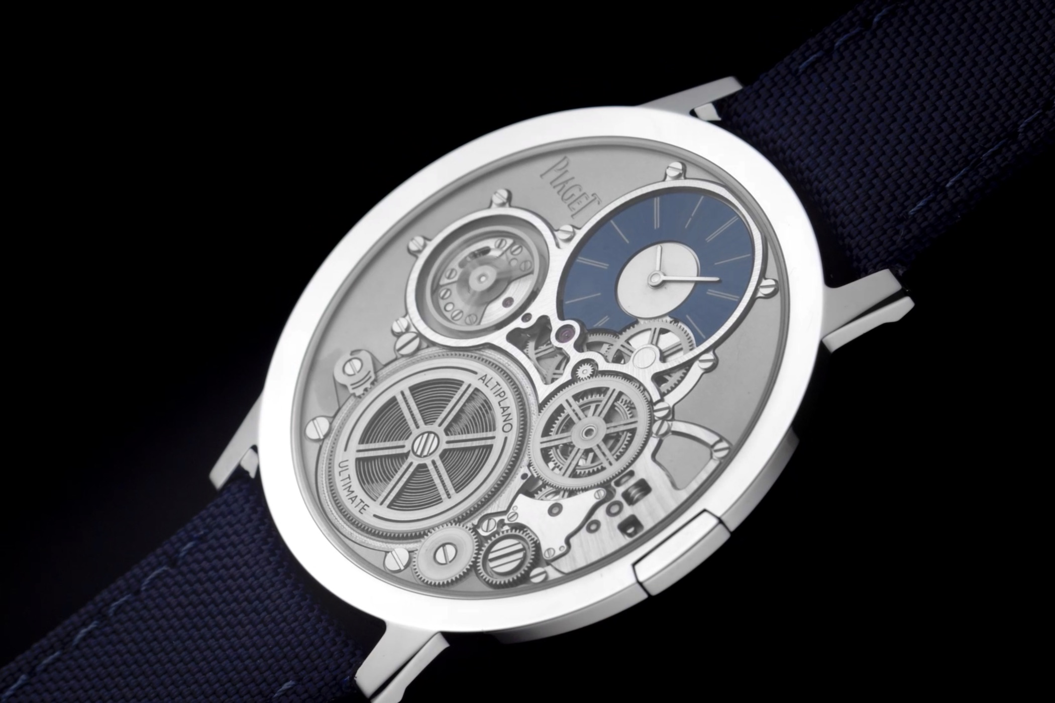 Piaget Altiplano Ultimate Concept GPHG 2020 Aiguille d'or