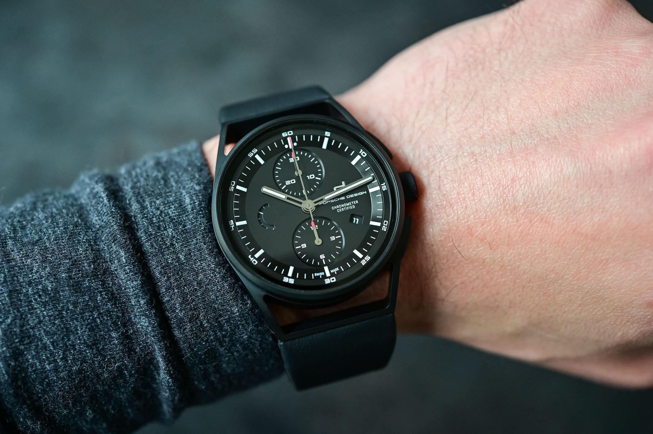 Porsche Design Sports Chrono automatic chronograph