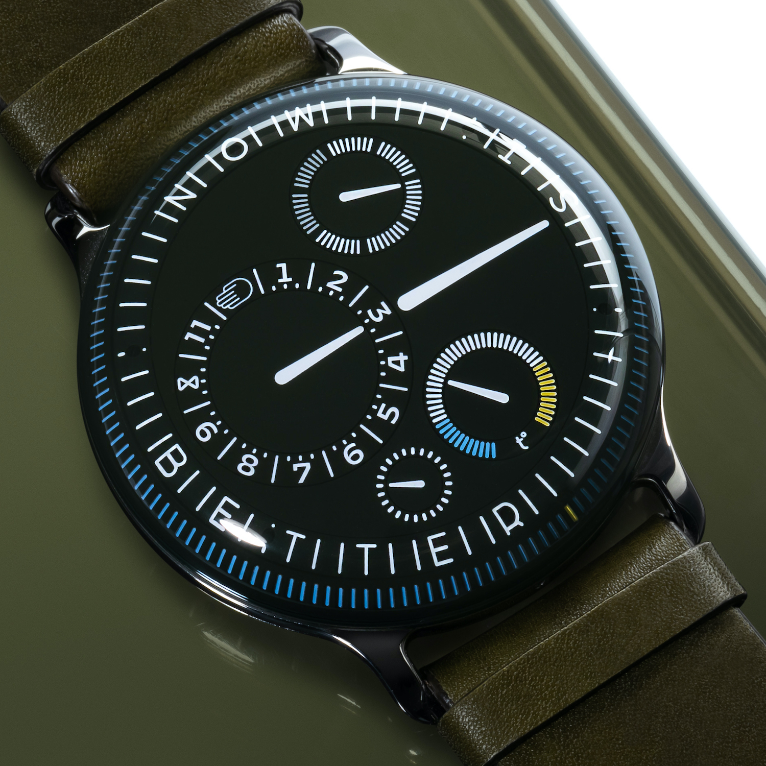 Ressence Type 3X Now is Better Edition - 6