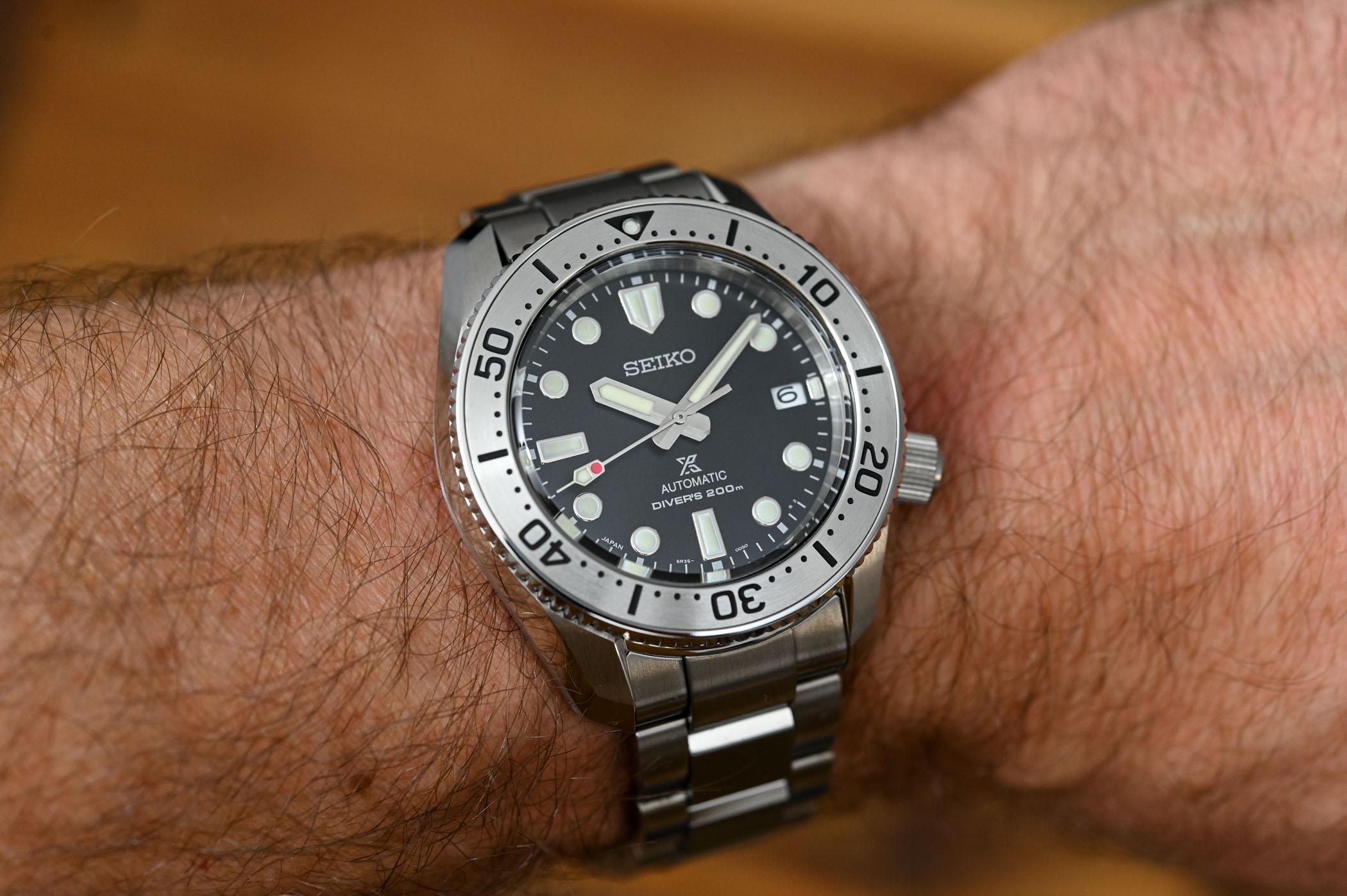 Seiko Prospex Divers 1968 Reinterpretation SPB185J1