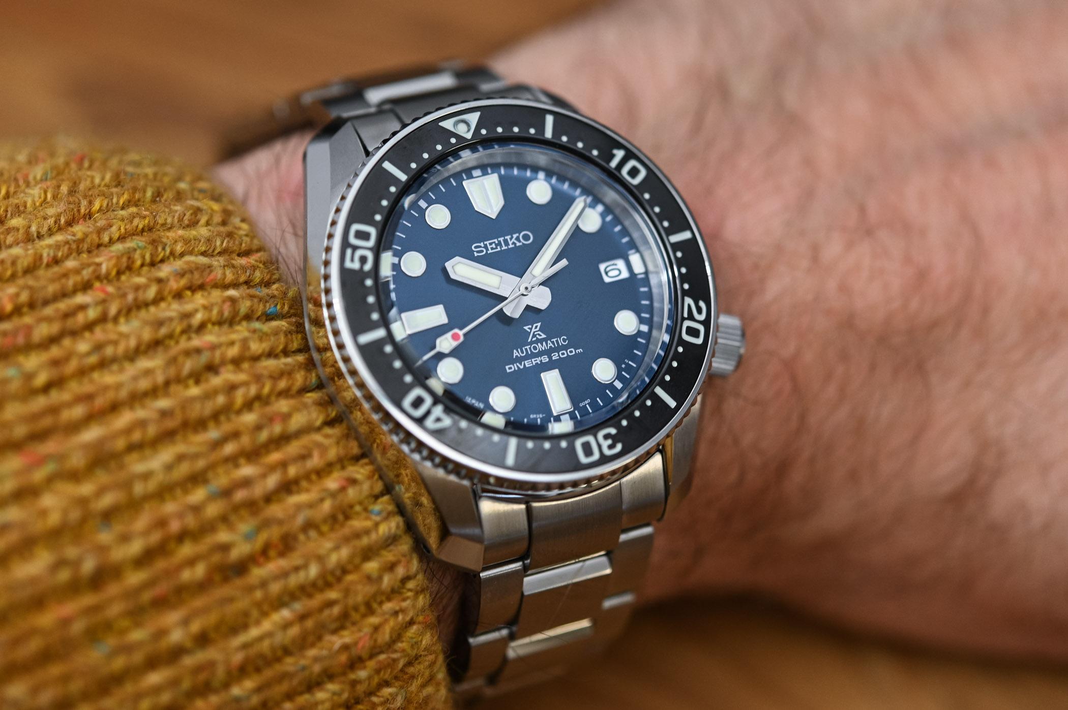 Seiko Prospex Divers 1968 Reinterpretation SPB187J1