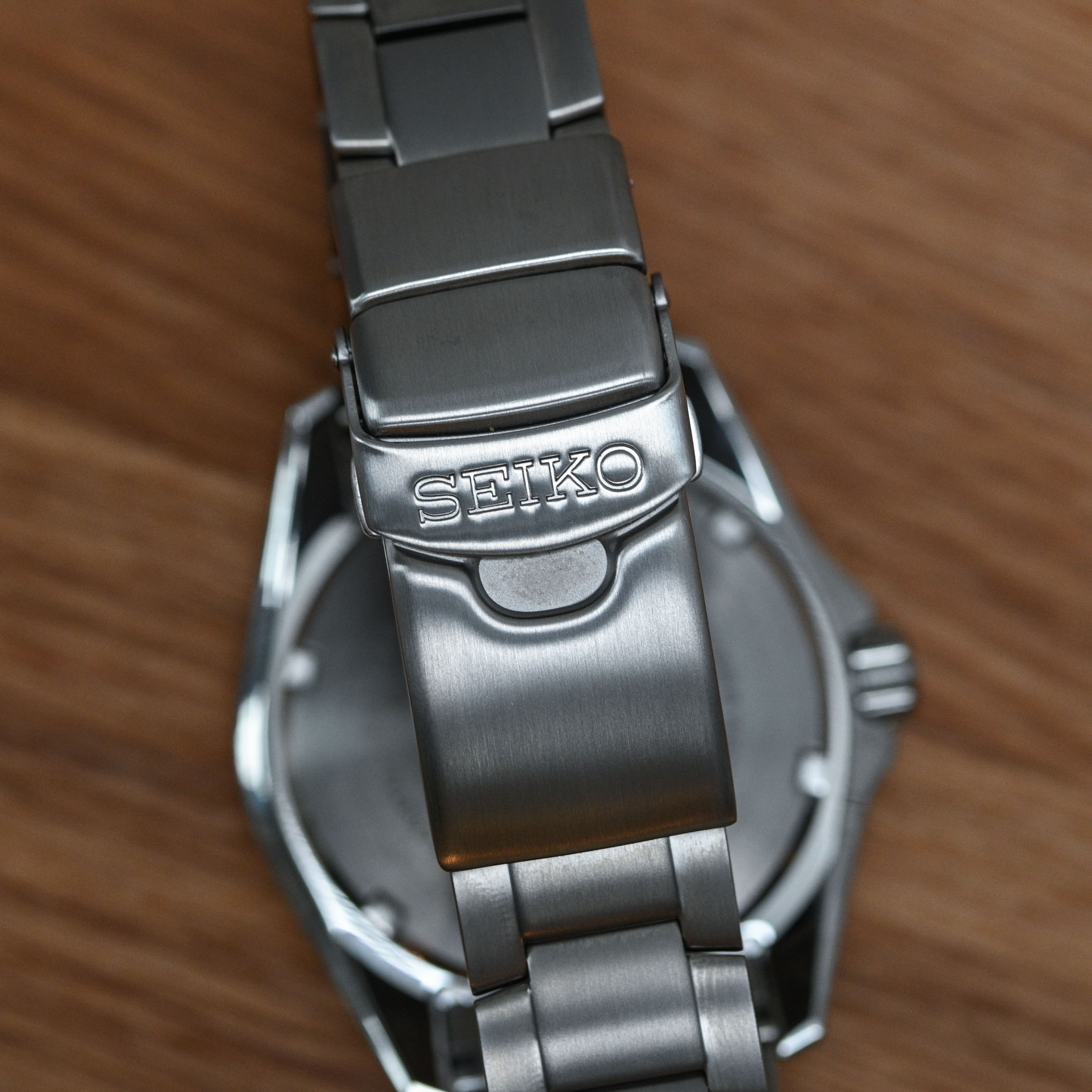 Seiko Prospex Divers Shogun Titanium SPB189J1 - SPB191J1