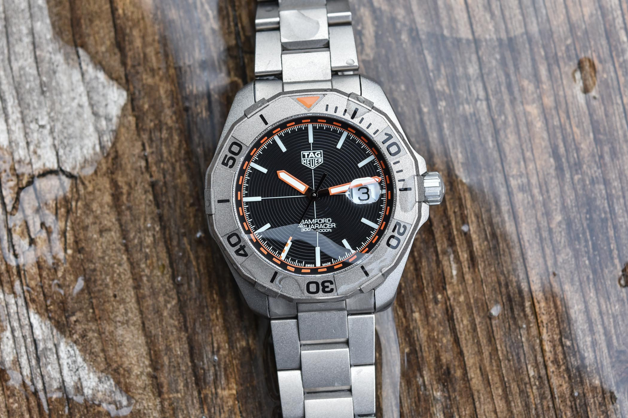 TAG Heuer Aquaracer Bamford Limited Edition