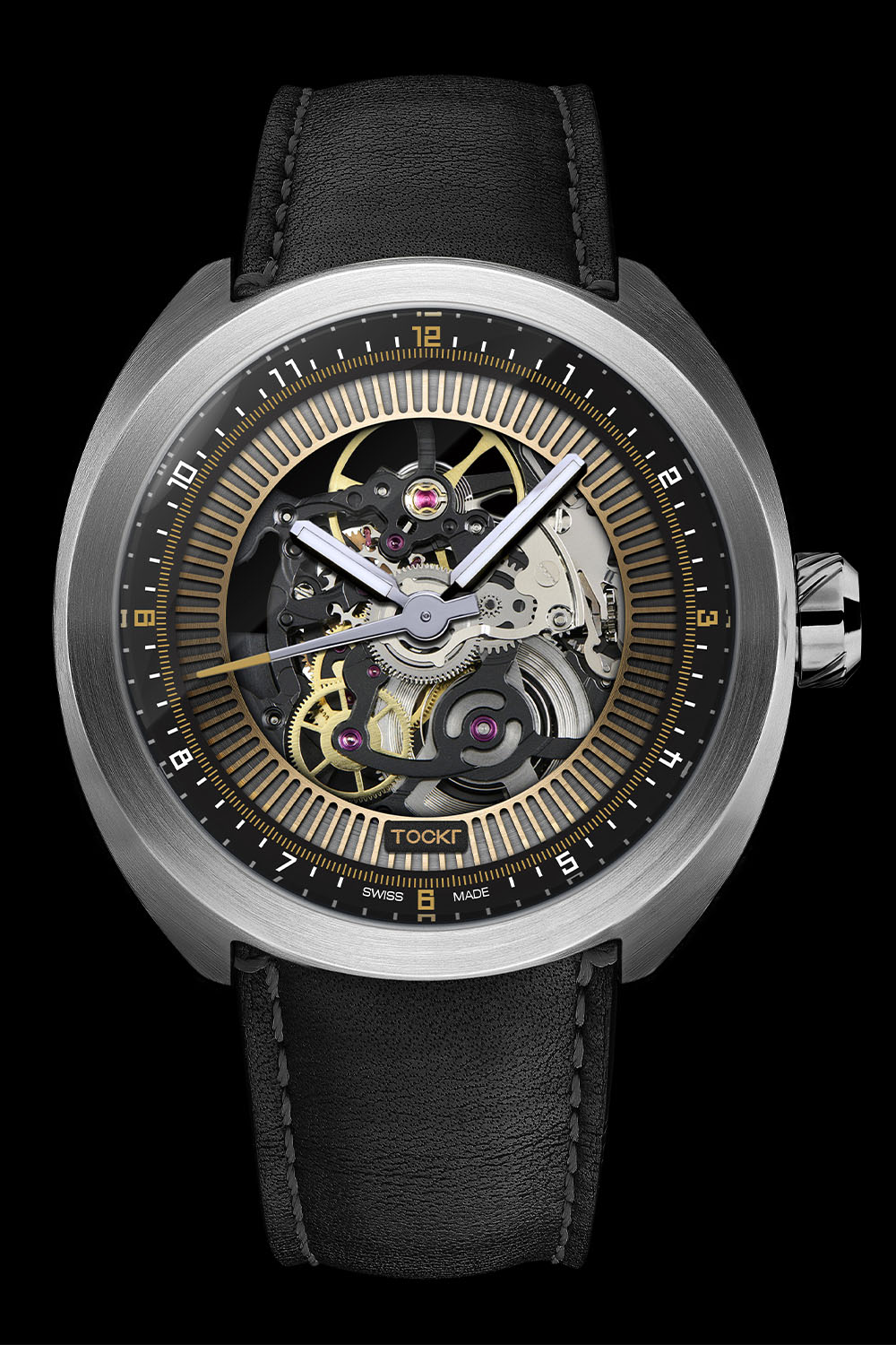Tockr Limited C-47 Skeleton Watches
