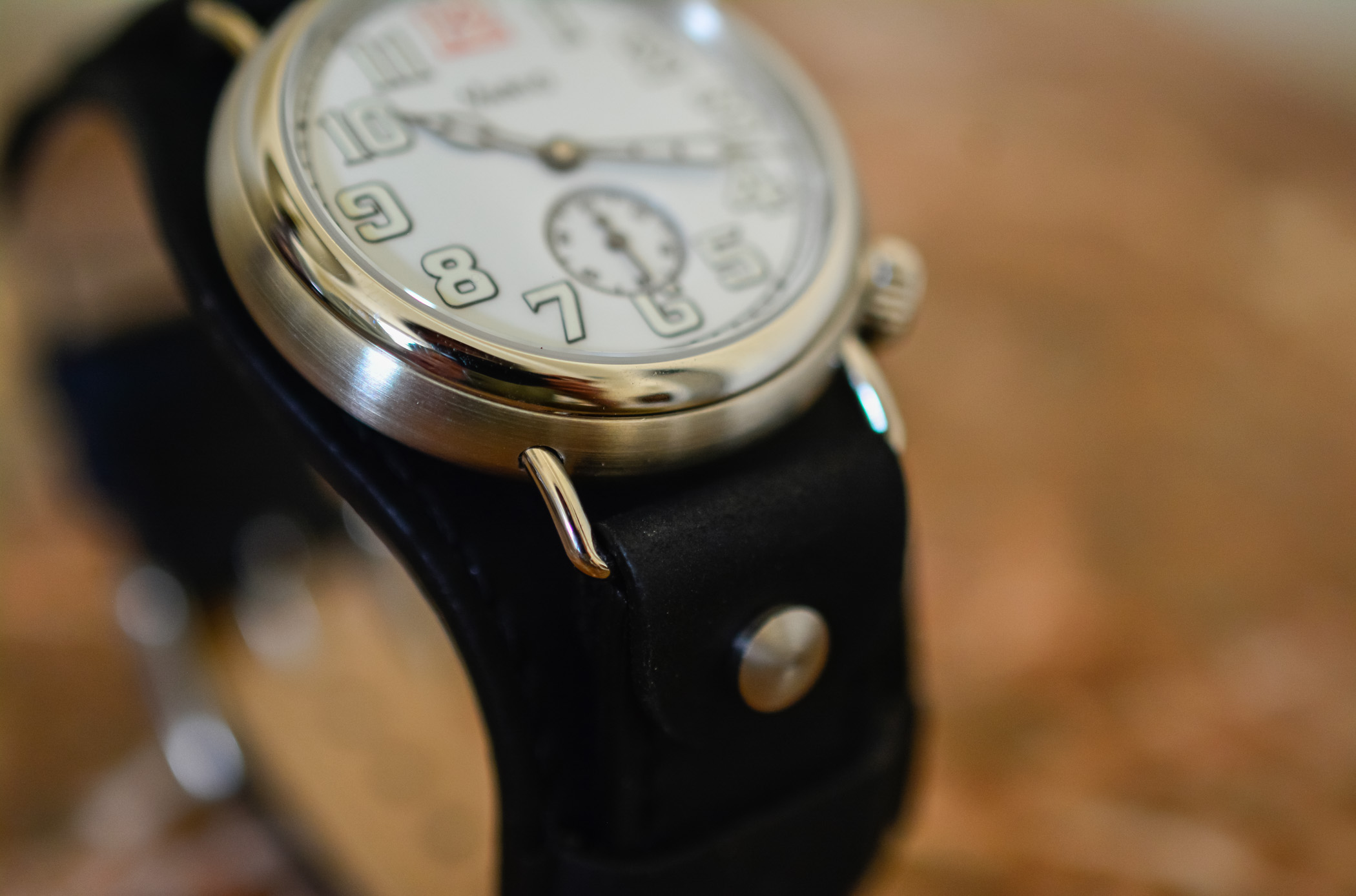 Vario World War I Trench Watch Kickstarter review - 9