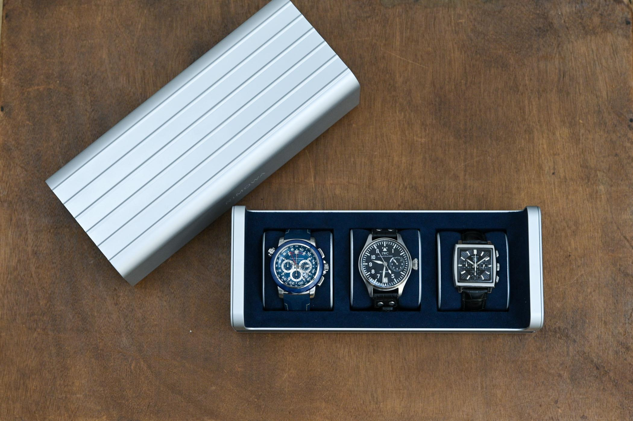 rimowa watch case