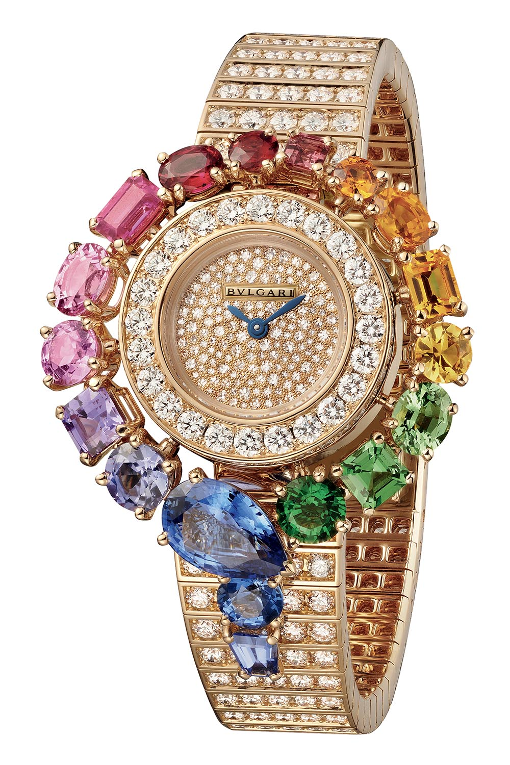 2020 Rainbow and Colour Wave Bvlgari Incantati watches - 2