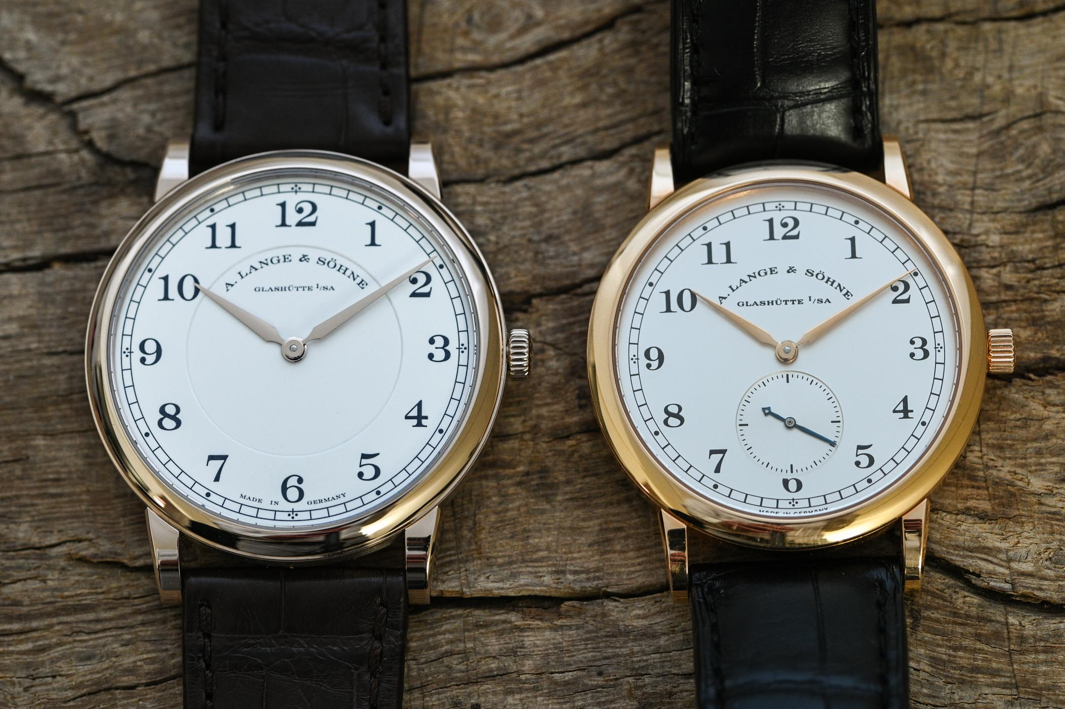 A. Lange & Söhne 1815 Thin Honeygold