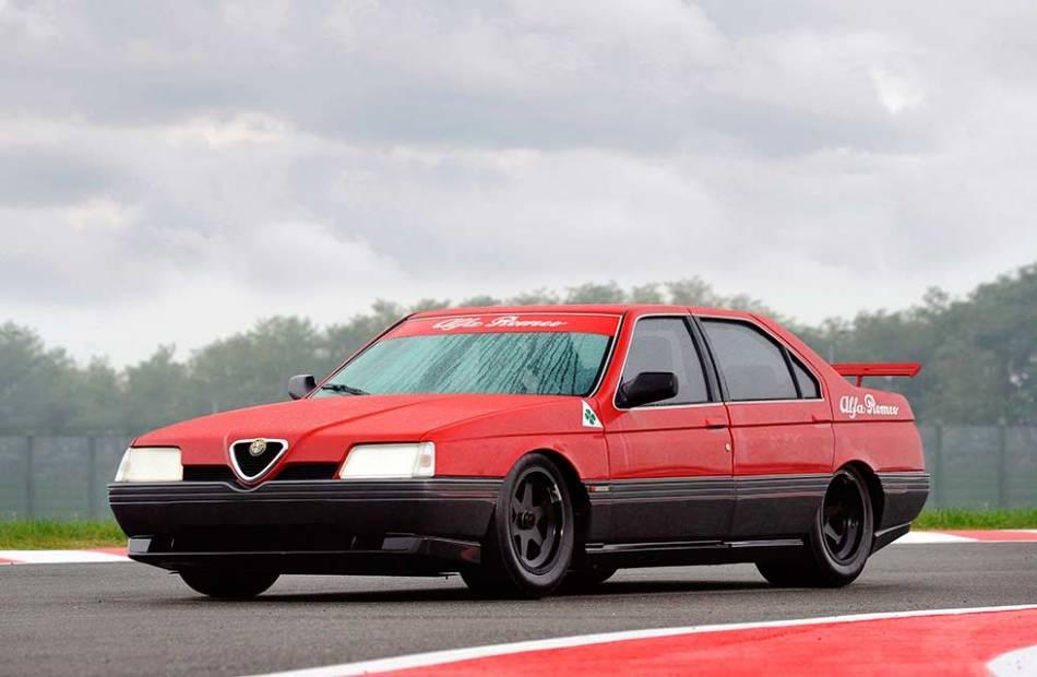 Alfa Romeo 164 ProCar - Petrolhead corner - 2