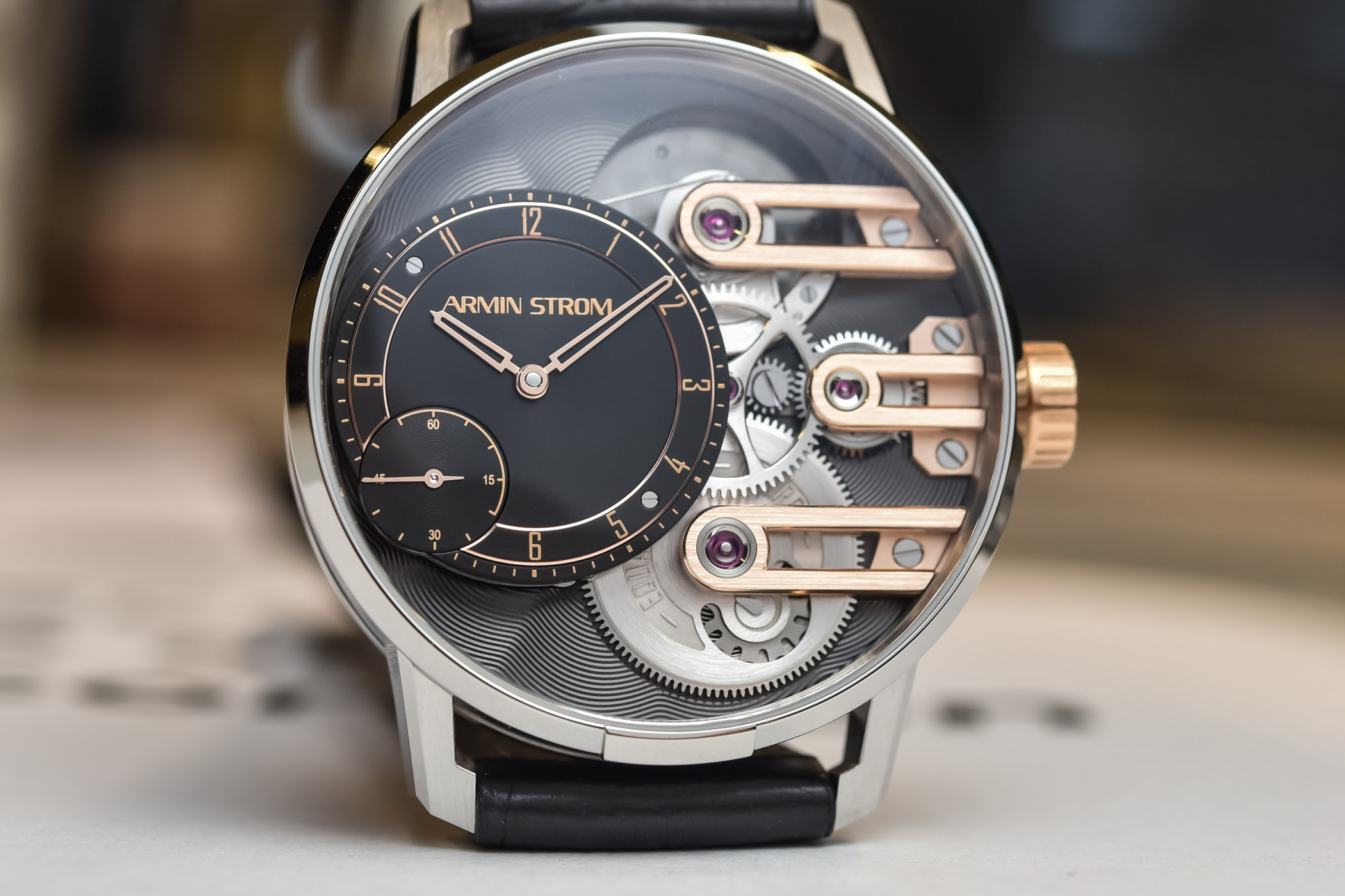 Armin Strom Gravity Equal Force The Limited Edition 5th Anniversary