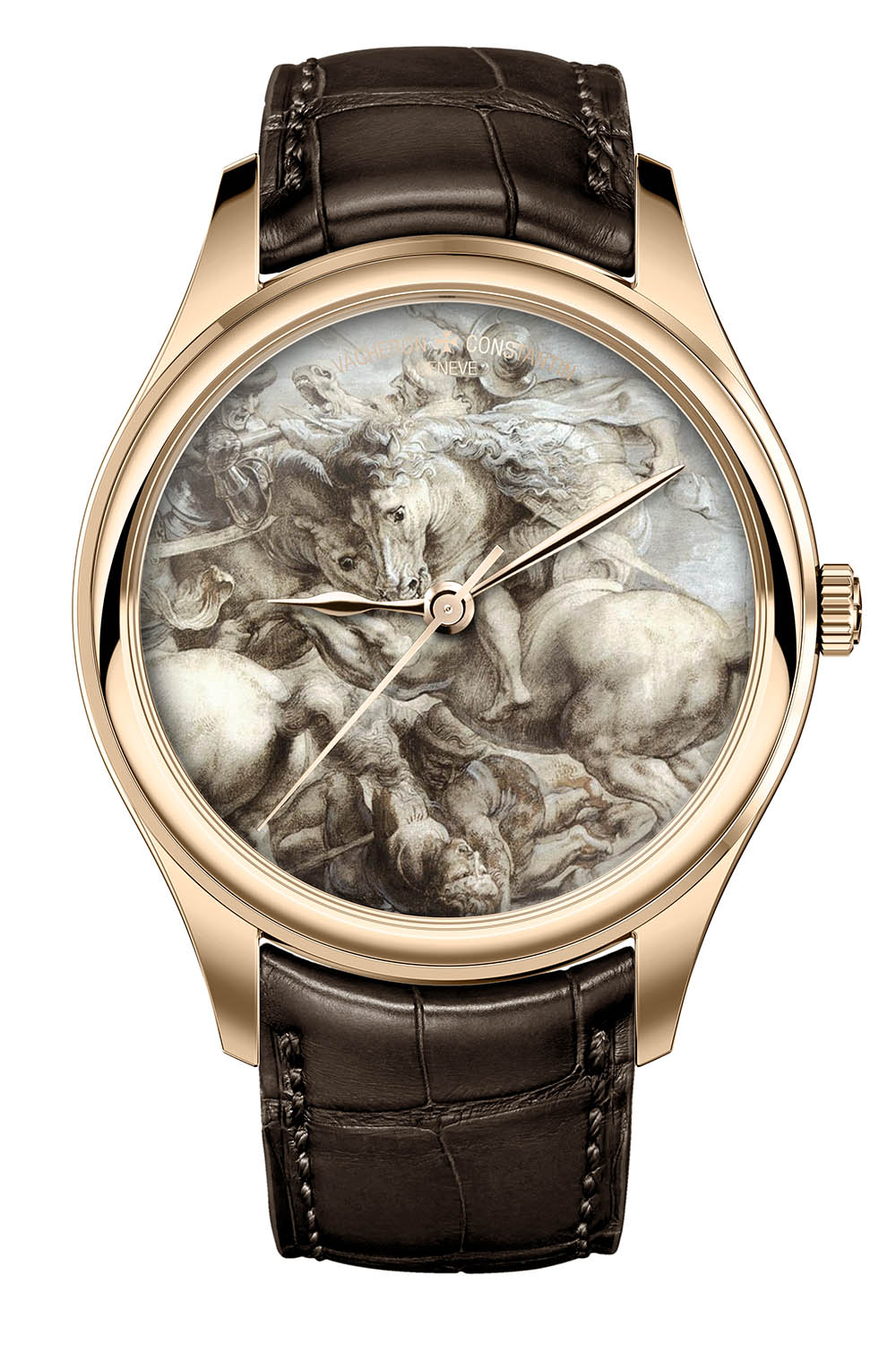 Bespoke Vacheron Constantin up for auction at the Louvre Museum - 4
