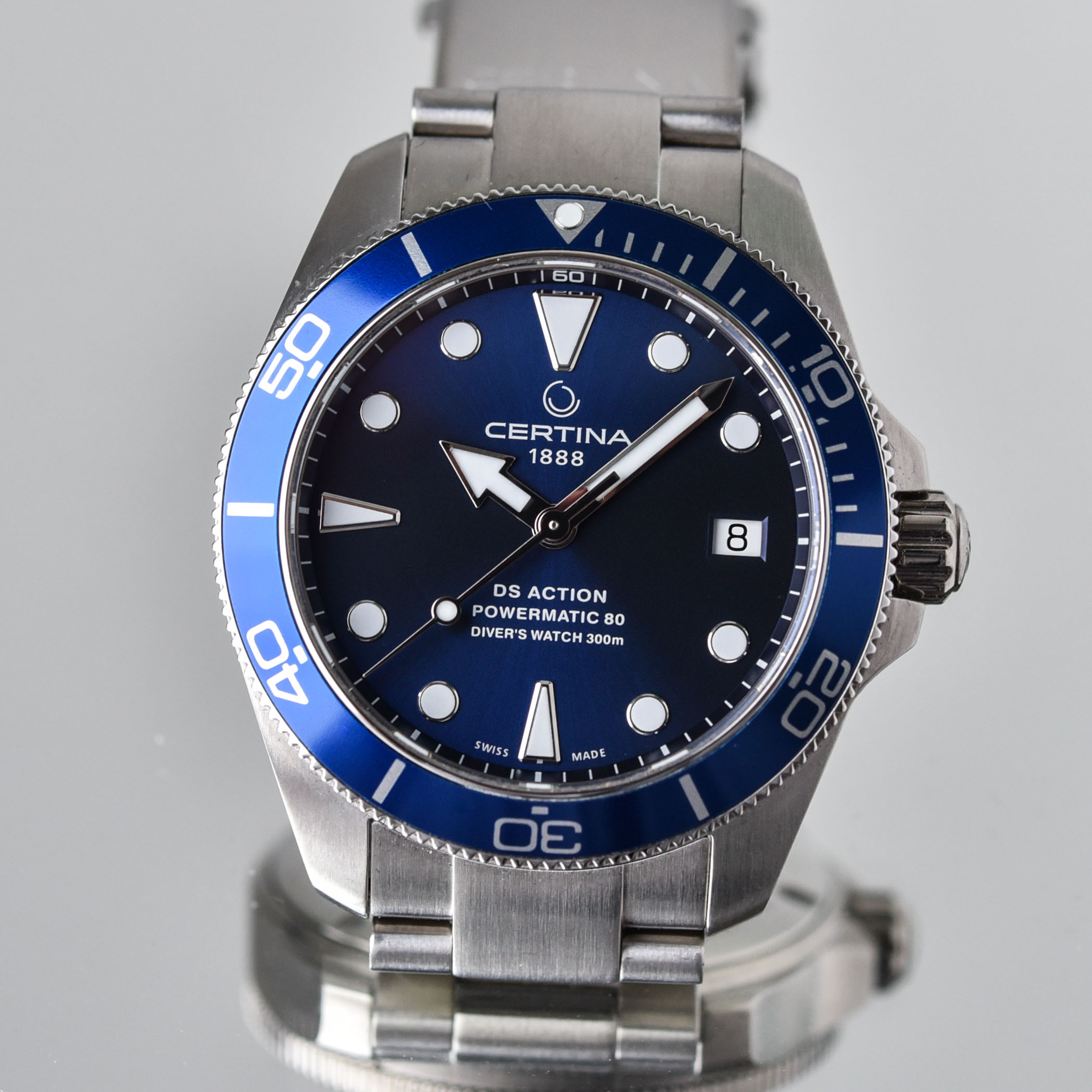 Certina DS Action Diver 38mm - 12
