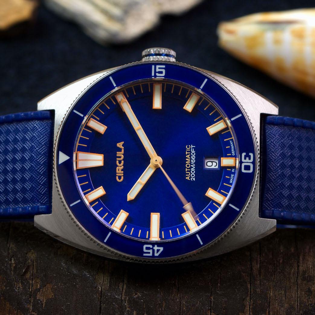 Circula AquaSport Dive Watch - 3