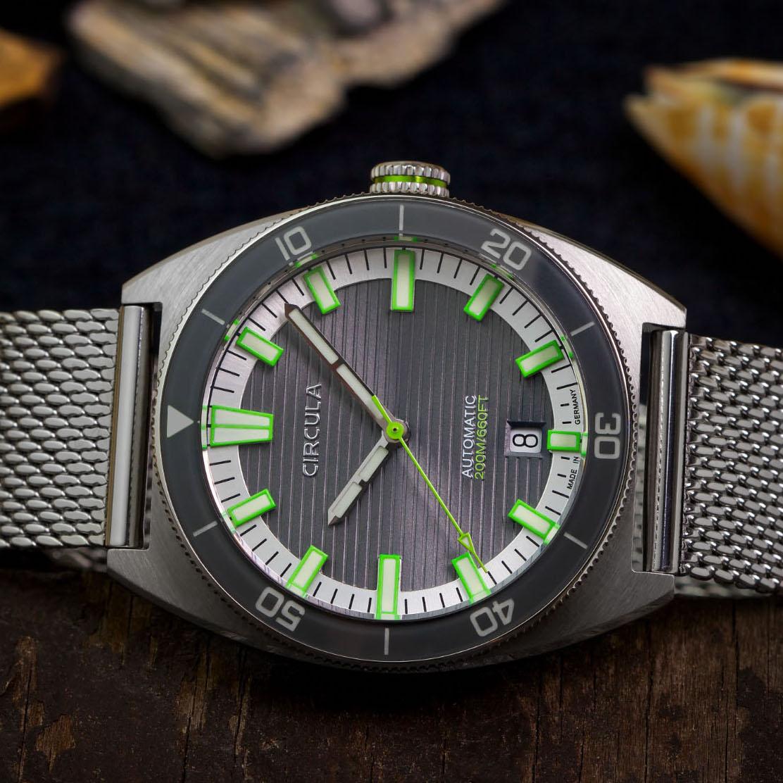 Circula AquaSport Dive Watch - 4