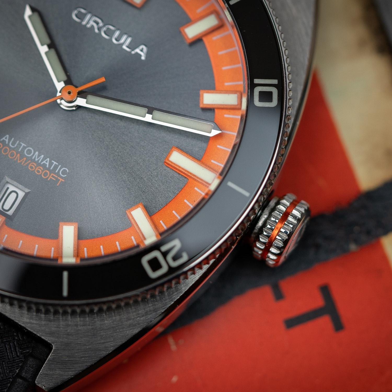 Circula AquaSport Dive Watch - 6