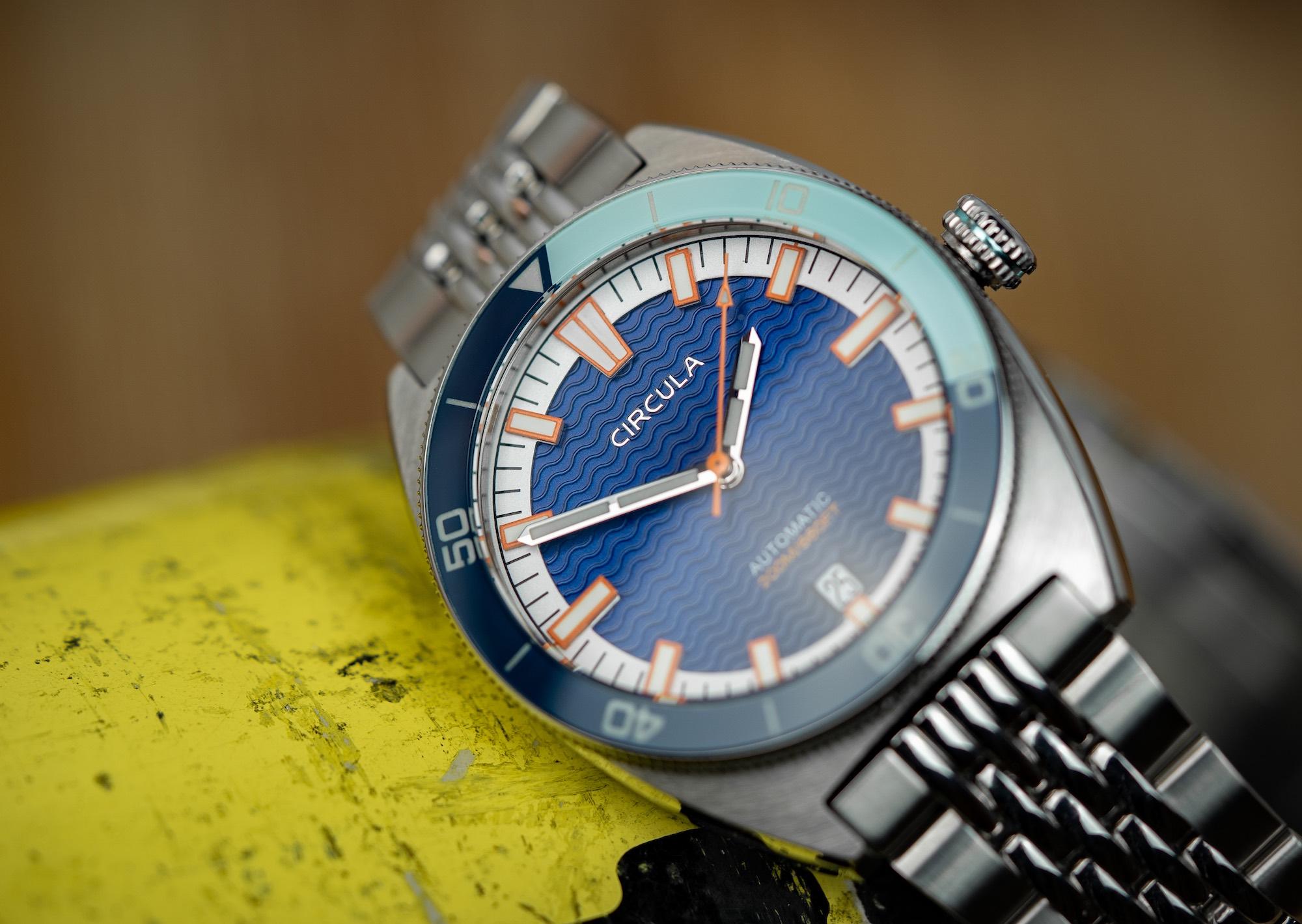 Circula AquaSport Dive Watch - 7