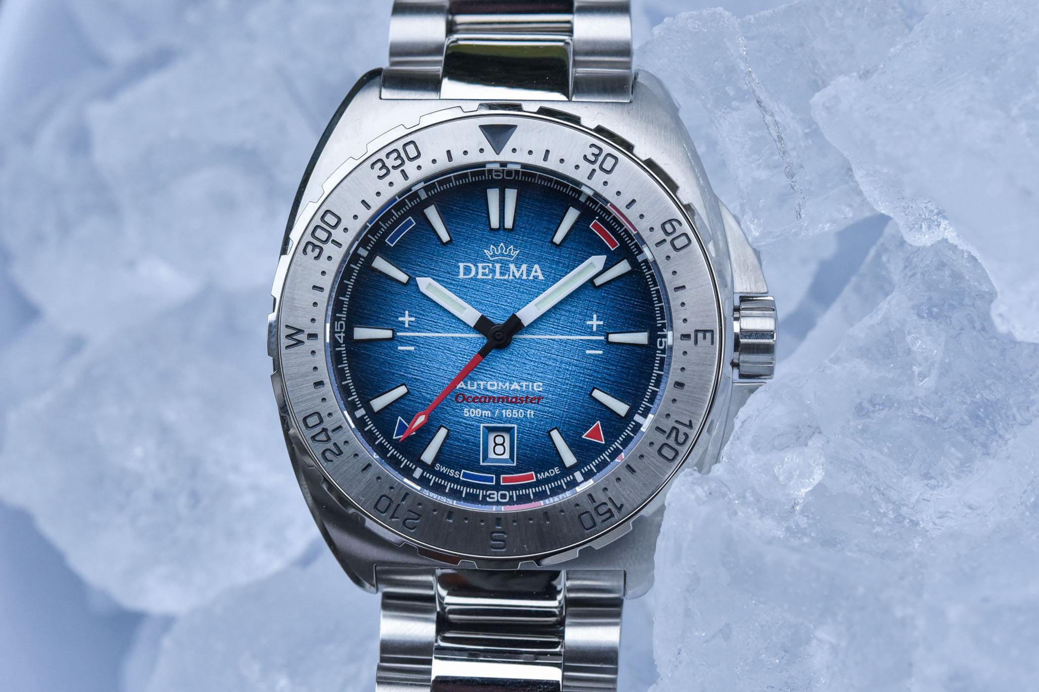 Delma Oceanmaster Antarctica