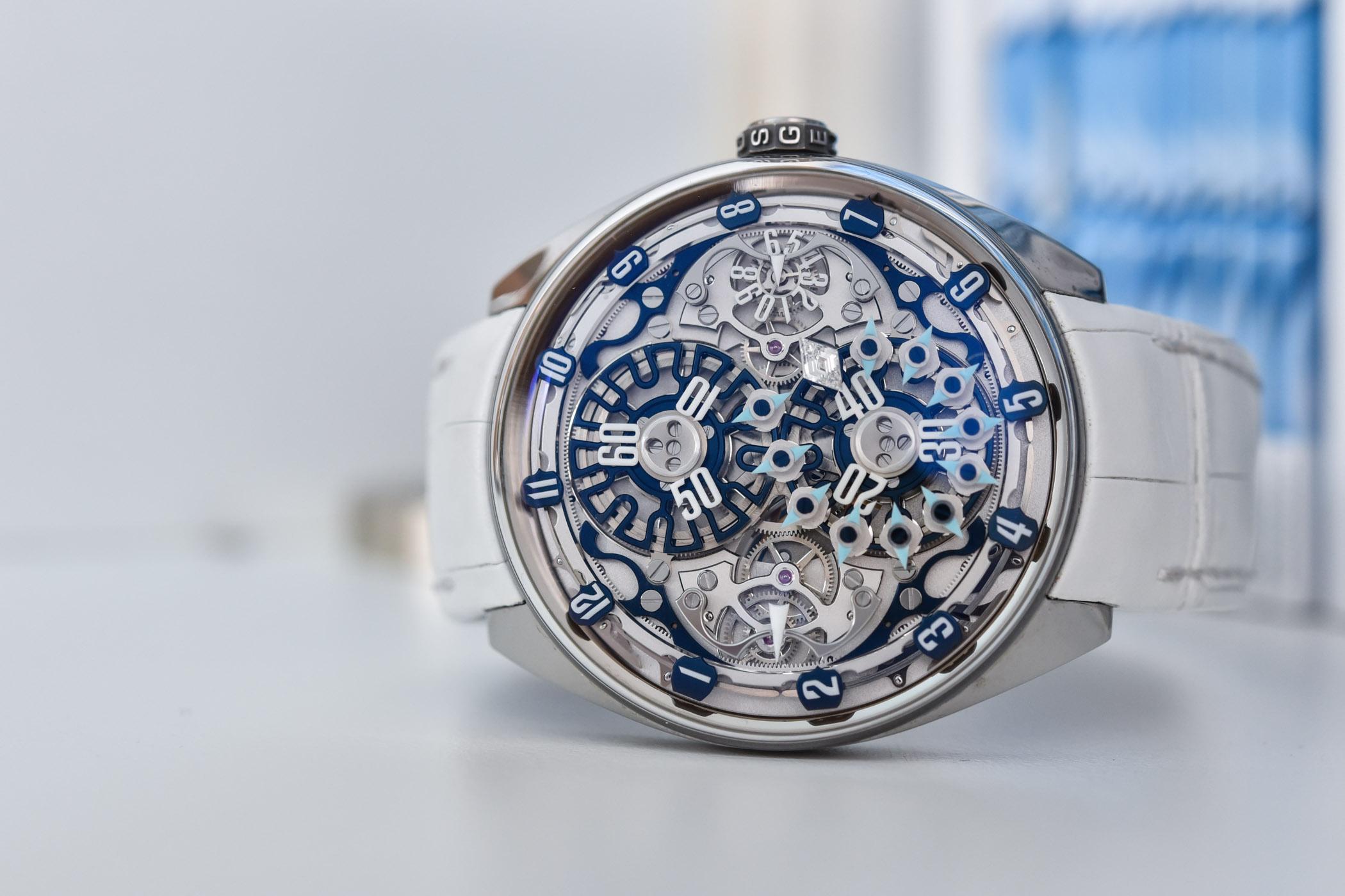 Interview Genus watches