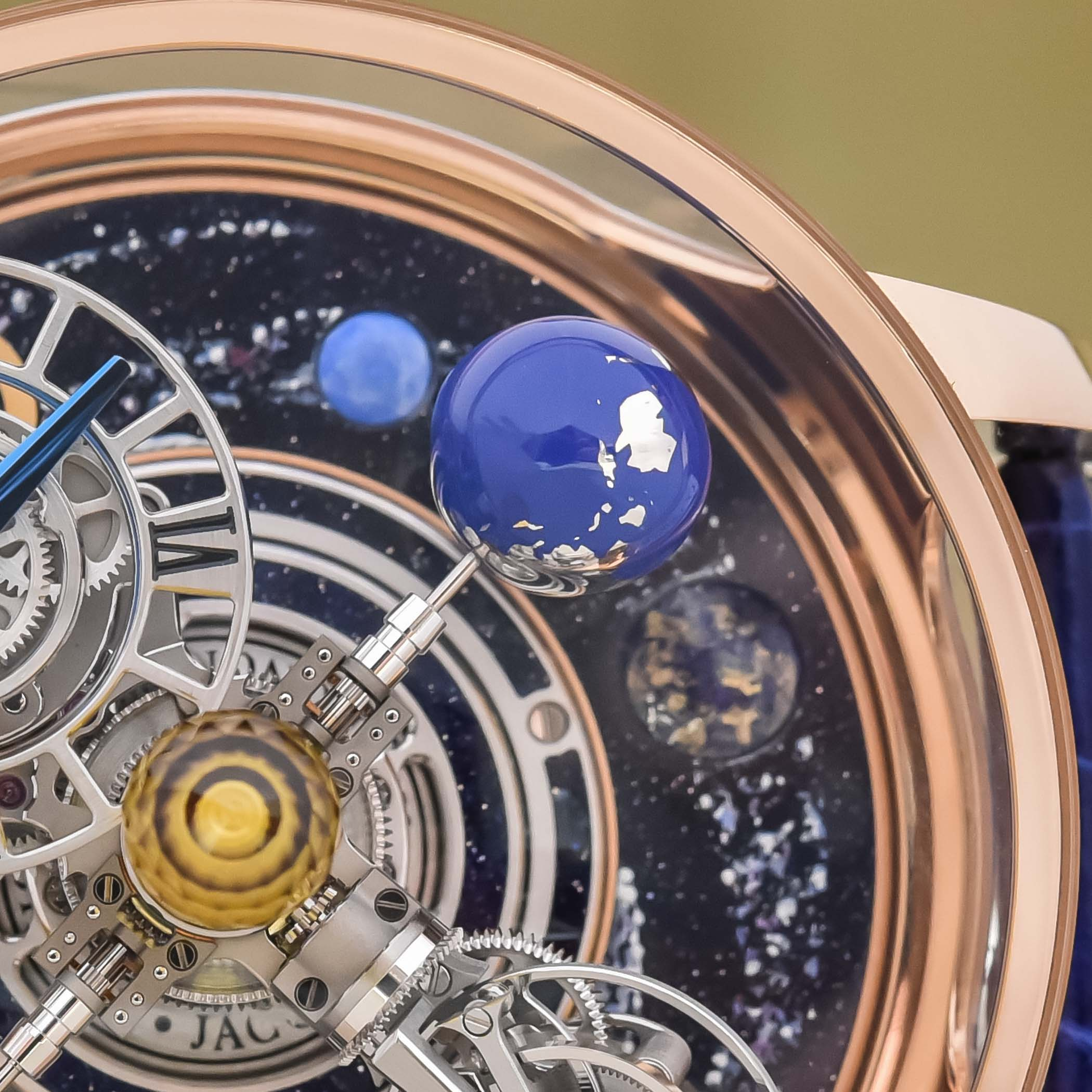 Jacob & Co Astronomia Tourbillon Typhoon