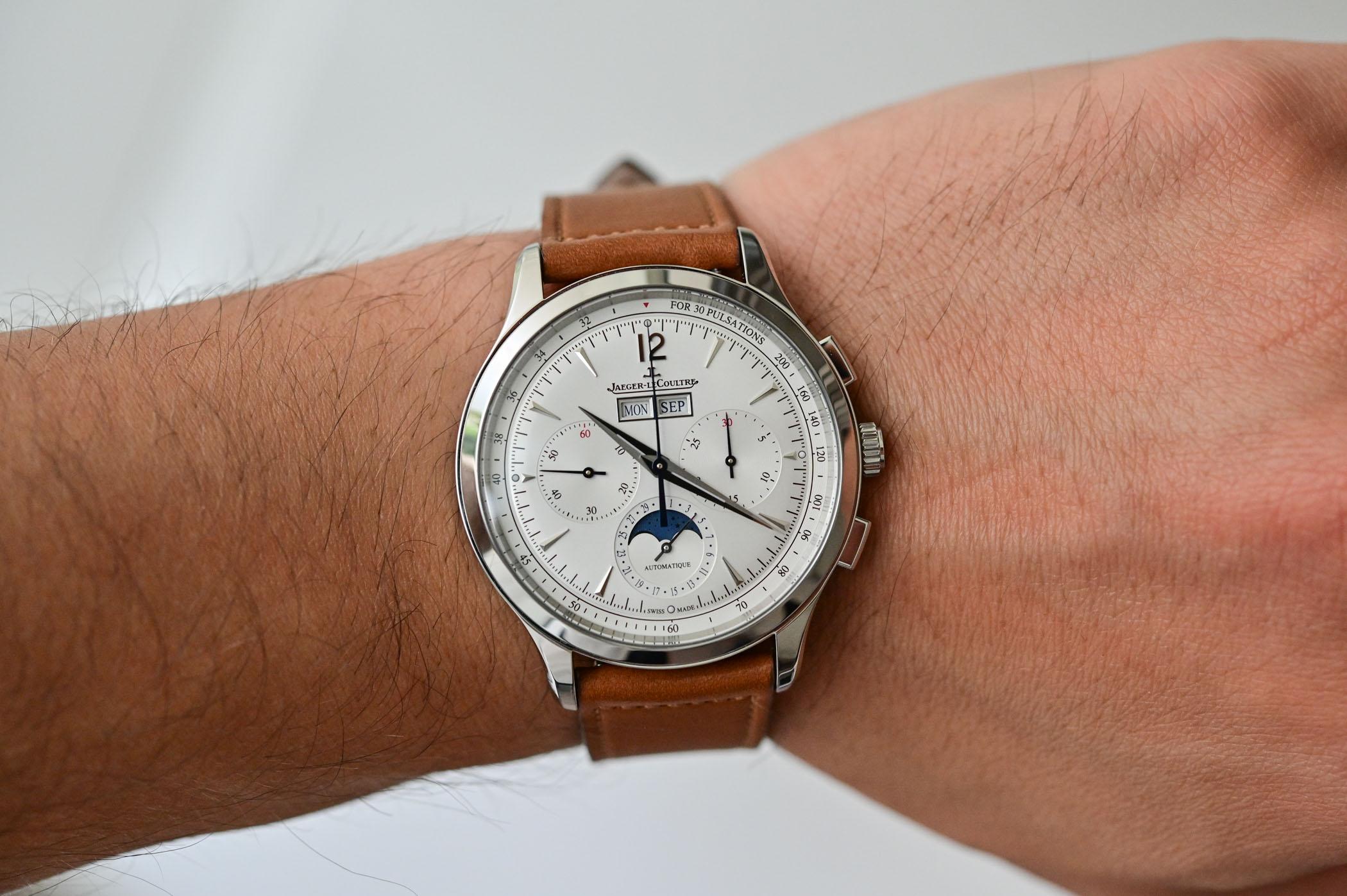 Jaeger-LeCoultre Master Control Chronograph Calendar 2020 - 4138420