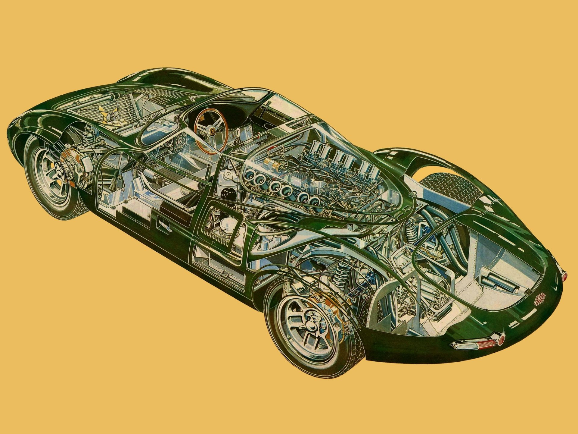 Jaguar XJ13 - Petrolhead corner - 2