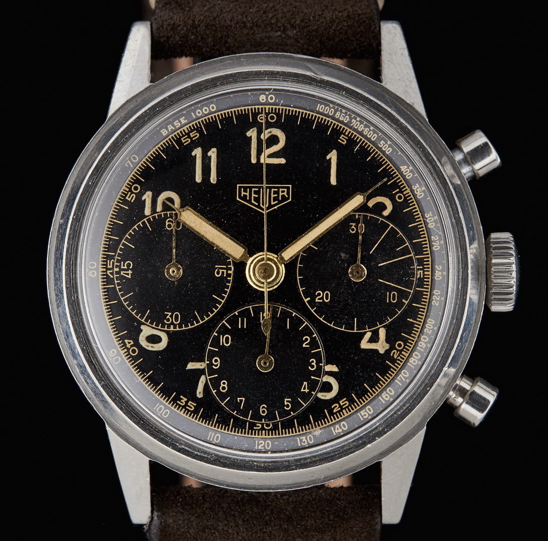 Missing Watches - Dwight Eisenhower Heuer 2447 NR chronograph - 3