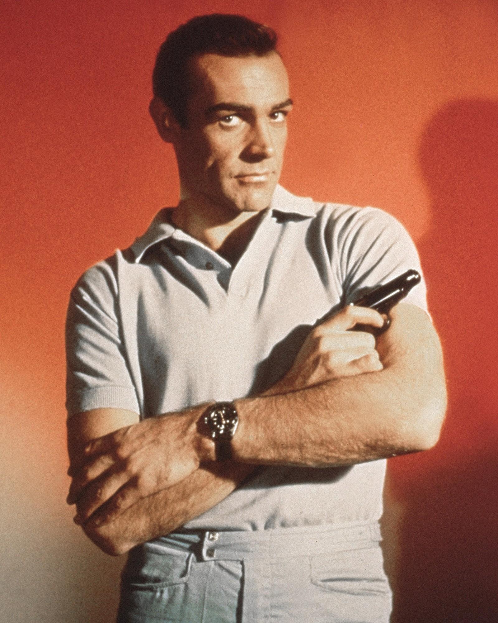 Missing Watches - James Bond Sean Connery Rolex Submariner 6538 - 2
