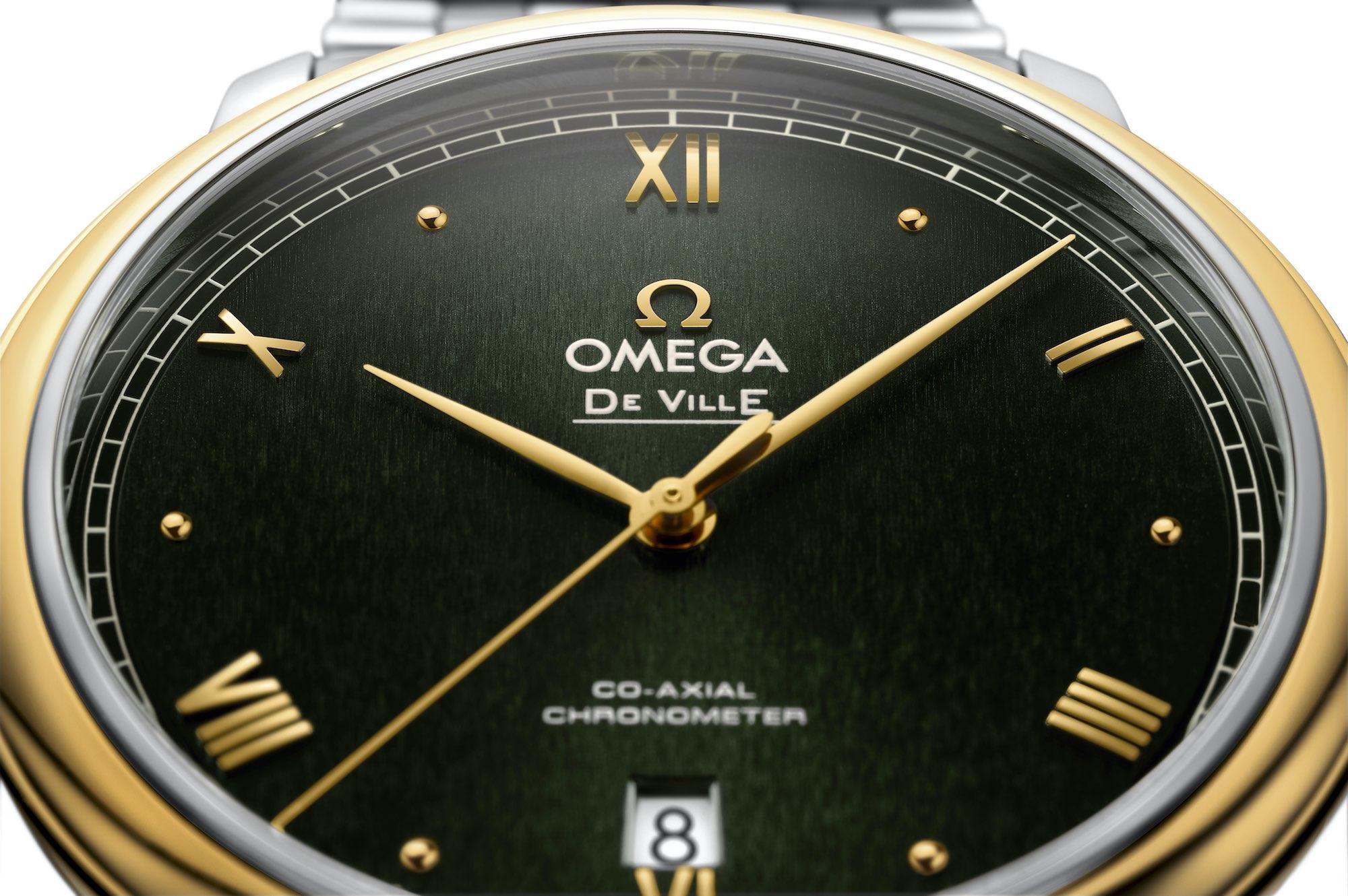Introducing New Omega De Ville Prestige Models for 2020