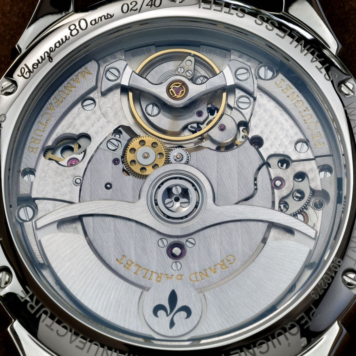 Pequignet calibre royale automatic in-house
