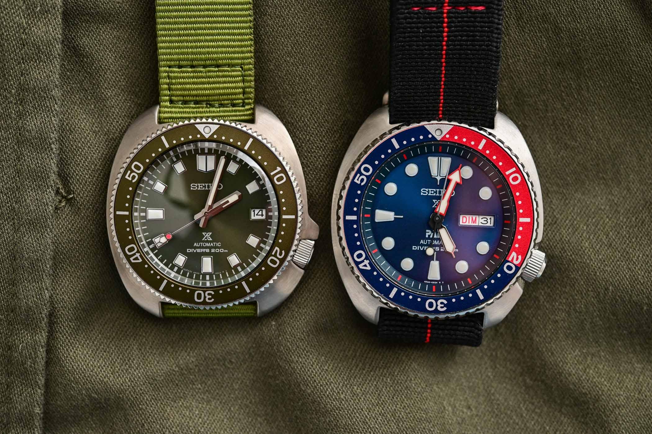 Seiko Prospex Diver SPB153 Captain Willard - coolest Seiko 2020