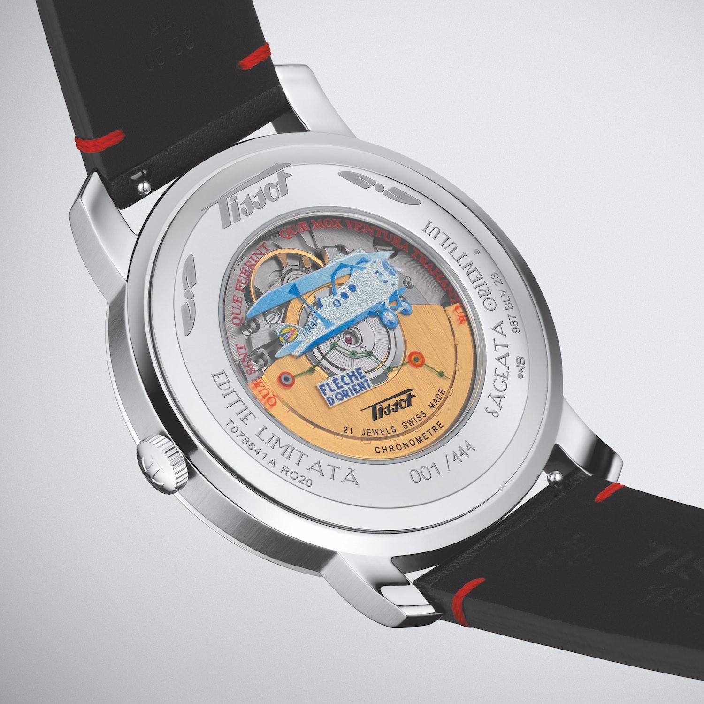 Tissot Heritage Navigator Sageata Orientului Limited Edition - 1